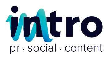 we are intro - PR, Social and Content